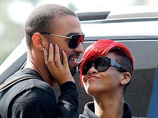 Matt Kemp Surprises Rihanna at the Club | Matt Kemp, Rihanna