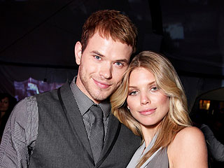 AnnaLynne McCord Thinks Boyfriend Kellan Lutz  Is a 'Wild Child' | AnnaLynne McCord, Kellan Lutz