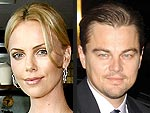 Leo & Charlize Avoid a Missed Connection at the Club | Charlize Theron, Leonardo DiCaprio