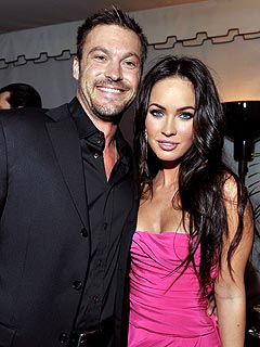 Megan & Brian's 'Early Bird Special' Dinner | Brian Austin Green, Megan Fox