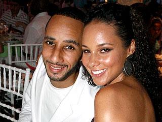 Alicia Keys & Swizz Beatz's Romantic (and Healthy) N.Y.C. Dinner Date   Alicia Keys, Swizz Beatz