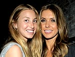 Audrina Patridge & Whitney Port Throw a Dance Party | Audrina Patridge, Whitney Port