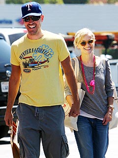 Couples Watch: Reese Witherspoon and Jim Toth's Nashville Night Out | Jim Toth, Reese Witherspoon