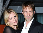 Couples Watch: Anna & Stephen&#39;s Sushi Date | Anna Paquin, Stephen Moyer