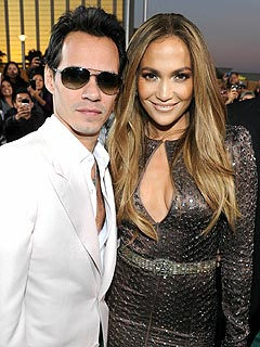 Jennifer Lopez and Marc Anthony Split | Jennifer Lopez, Marc Anthony