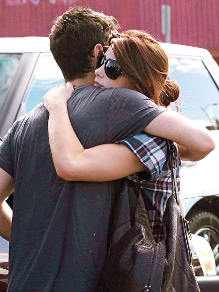 A SWEET EMBRACE photo | Ashley Greene, Joe Jonas