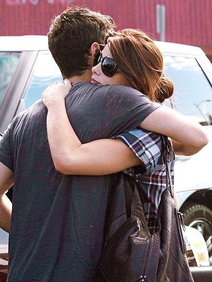 A SWEET EMBRACE photo | Ashley Greene, Joe Jonas