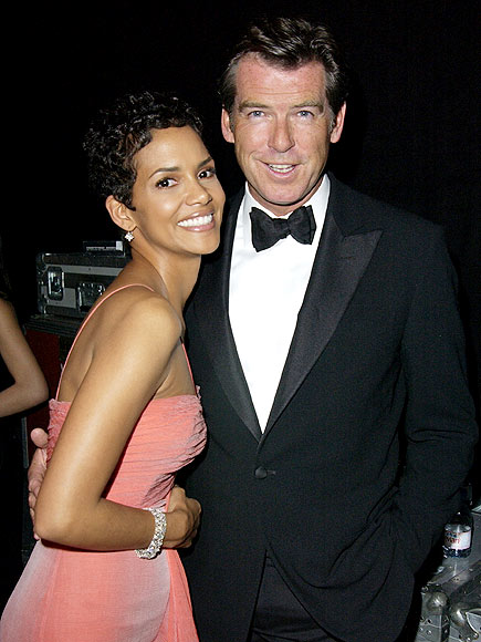 photo | Halle Berry, Pierce Brosnan