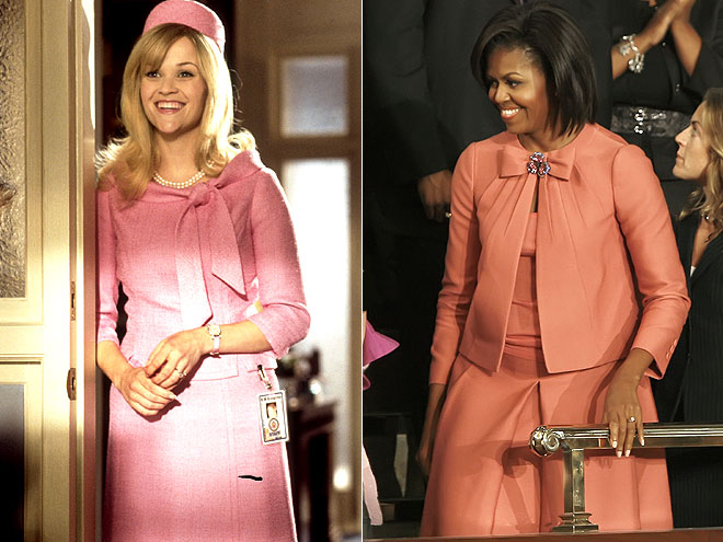 photo | Michelle Obama, Reese Witherspoon