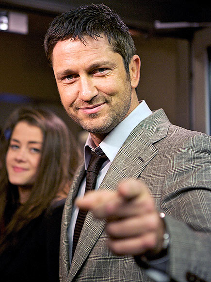 photo | Gerard Butler