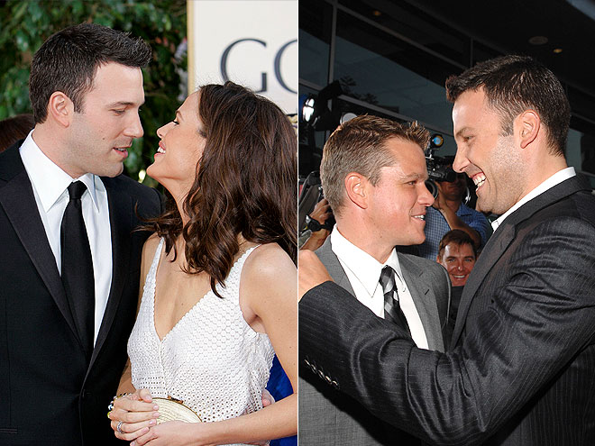  photo | Ben Affleck, Jennifer Garner, Matt Damon