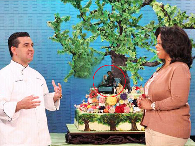 photo | Cake Boss, Buddy Valastro, Oprah Winfrey