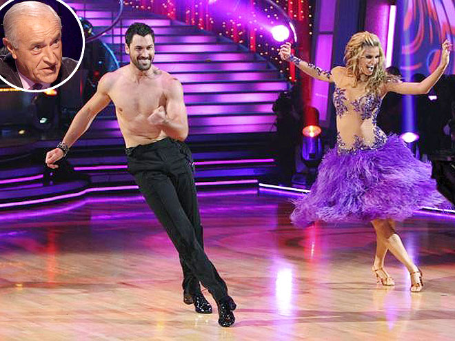  photo | Len Goodman, Maksim Chmerkovskiy
