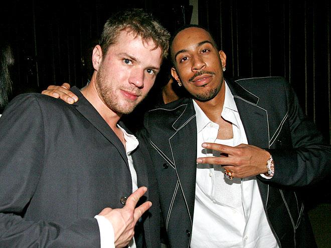 photo | Ludacris, Ryan Phillippe
