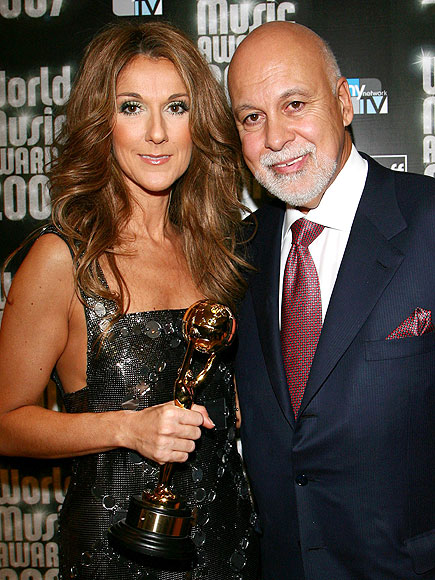 photo | Celine Dion, Rene Angelil