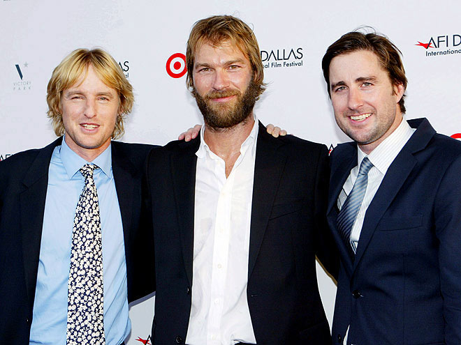 Photo of Owen Wilson & his  Brother  Andrew Wilson