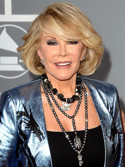 photo | Joan Rivers