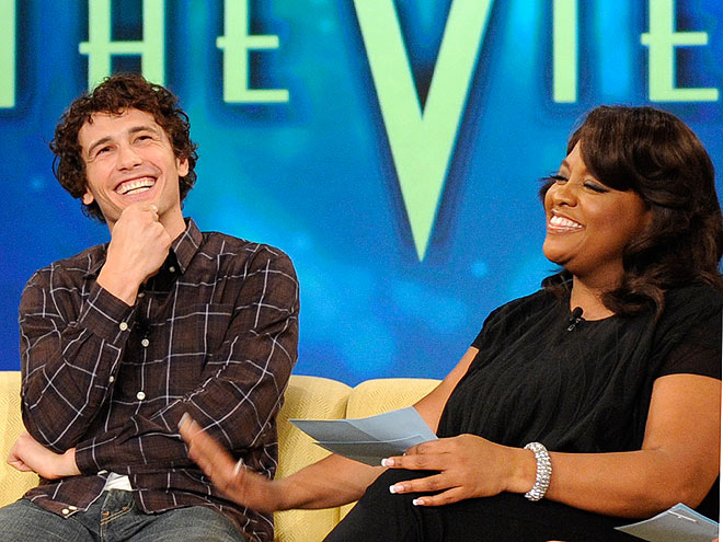 photo | James Franco, Sherri Shepherd