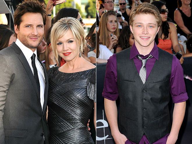 photo | Jennie Garth, Peter Facinelli