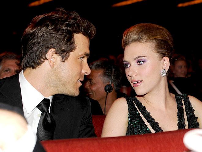 photo | Ryan Reynolds, Scarlett Johansson