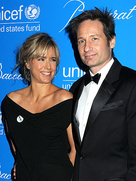 photo | David Duchovny, Tea Leoni