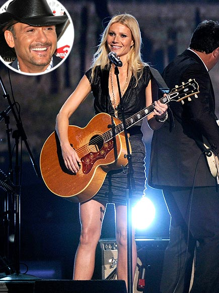 photo | Gwyneth Paltrow, Tim McGraw