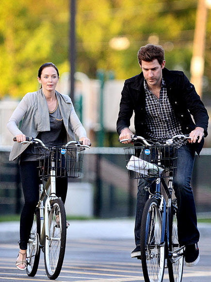 EMILY & JOHN photo | Emily Blunt, John Krasinski