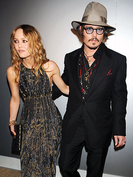 VANESSA PARADIS & JOHNNY DEPP  photo | Johnny Depp, Vanessa Paradis