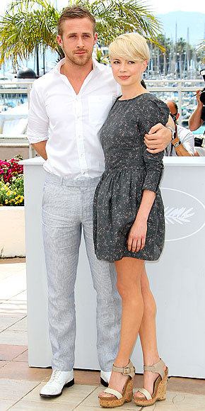 RYAN GOSLING & MICHELLE WILLIAMS photo | Michelle Williams, Ryan Gosling