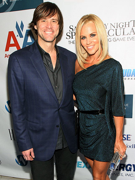 PARTING SHOT photo | Jenny McCarthy, Jim Carrey