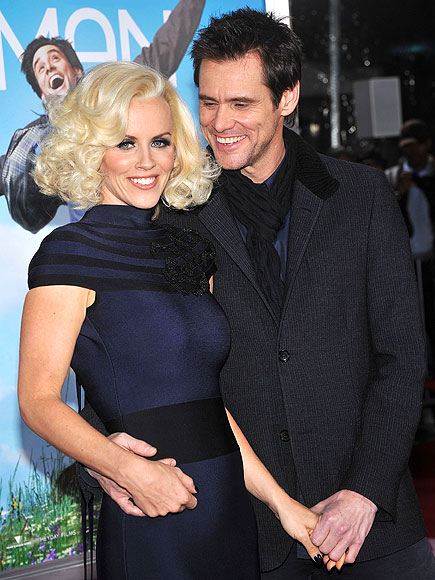 STANDING BY HER MAN photo | Jenny McCarthy, Jim Carrey