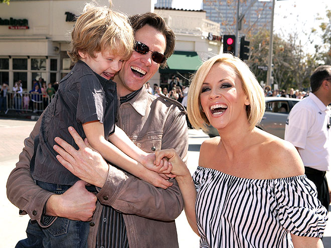 JENNY'S BOYS photo | Jenny McCarthy, Jim Carrey