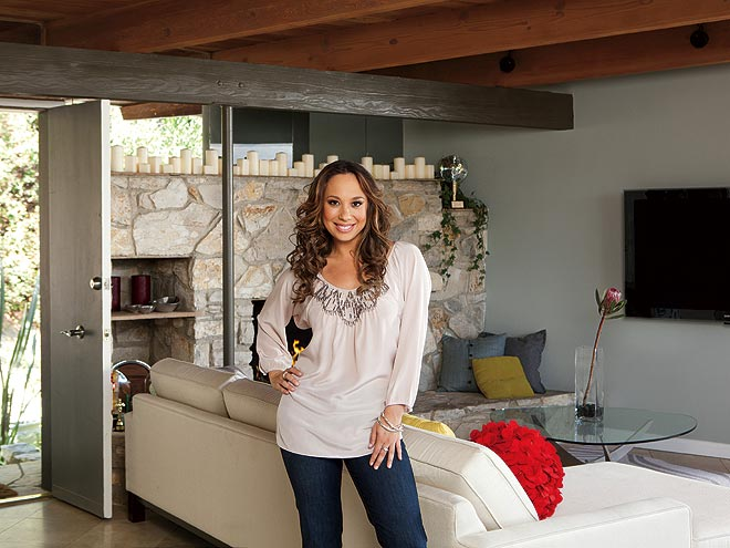 CHERYL'S LIVING ROOM photo | Cheryl Burke