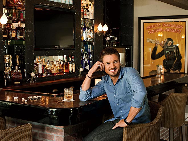 JEREMY'S HOME BAR photo | Jeremy Renner