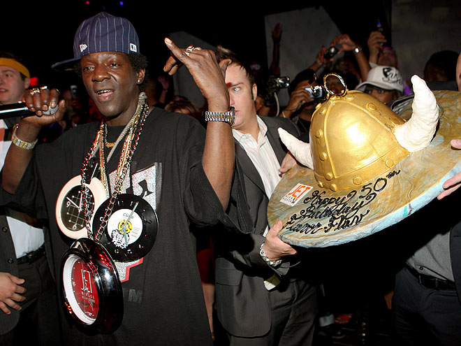 FLAVOR FLAV photo | Flavor Flav