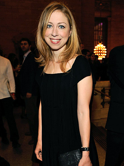 ON HER OWN photo | Chelsea Clinton