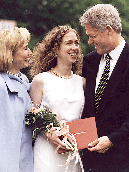 DADDY'S GIRL photo | Bill Clinton, Chelsea Clinton, Hillary Rodham Clinton