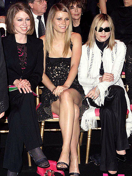 FASHION ELITE photo | Chelsea Clinton, Gwyneth Paltrow, Madonna