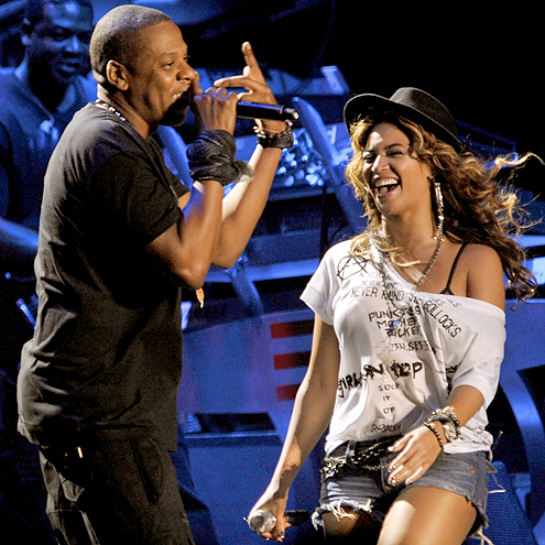 GUEST STAR photo | Beyonce Knowles, Jay-Z