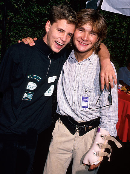 BEST FRIENDS photo | Corey Feldman, Corey Haim