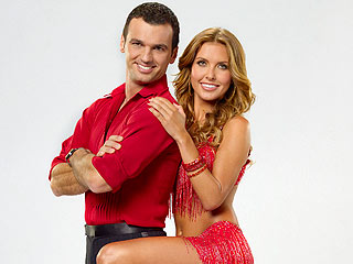 Audrina and Tony's Rumba to Be 'Like Making Love'