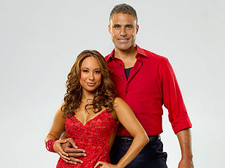 Cheryl Burke Calls Rick Fox Elimination Dancing