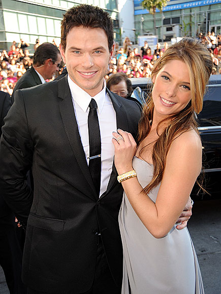 SIBLING TIME photo | Ashley Greene, Kellan Lutz