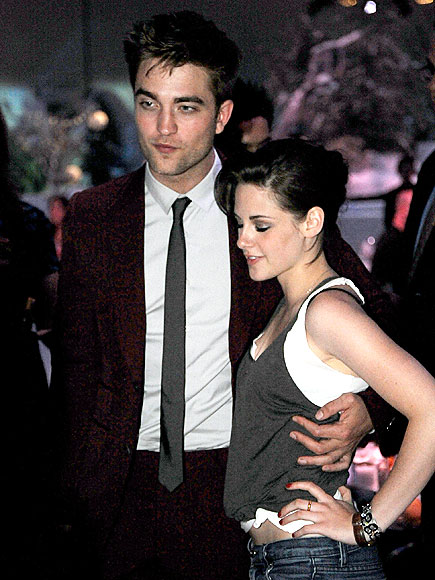 A QUIET MOMENT photo | Kristen Stewart, Robert Pattinson