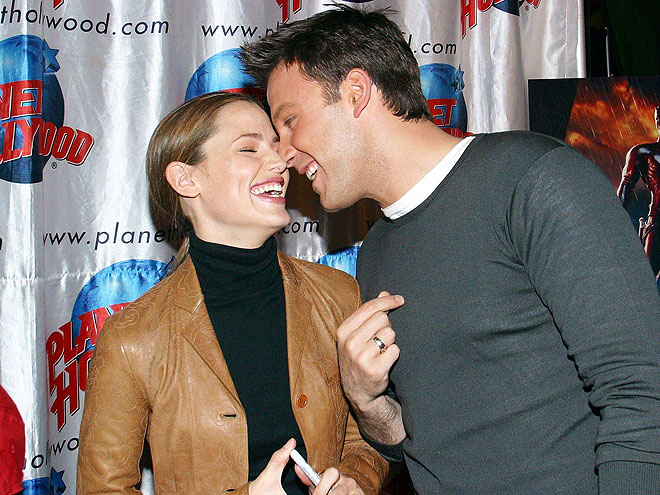 AN IMMEDIATE SPARK photo | Ben Affleck, Jennifer Garner