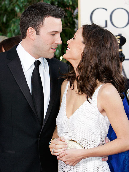 GLAM NIGHT OUT photo | Ben Affleck, Jennifer Garner
