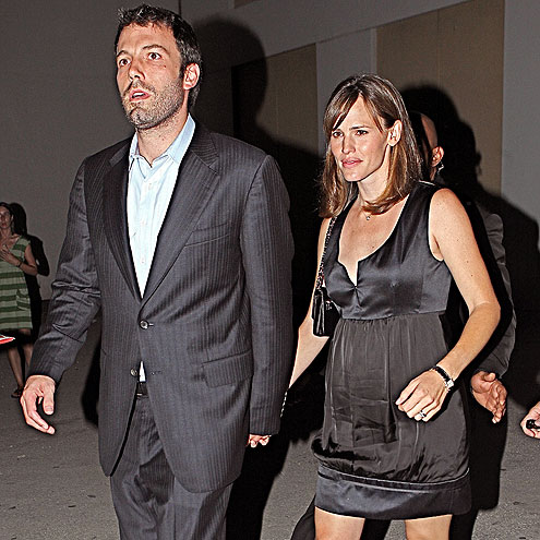 POLITICALLY MINDED photo | Ben Affleck, Jennifer Garner