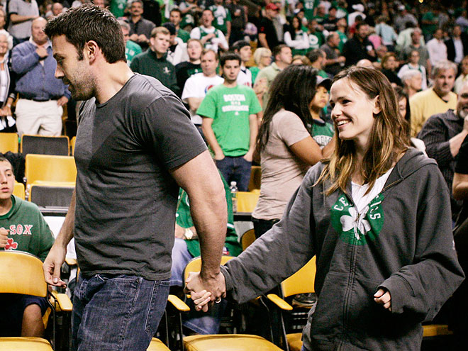FAN SECTION photo | Ben Affleck, Jennifer Garner