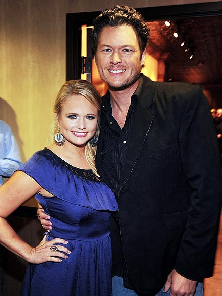 RULES OF ENGAGEMENT photo | Blake Shelton, Miranda Lambert