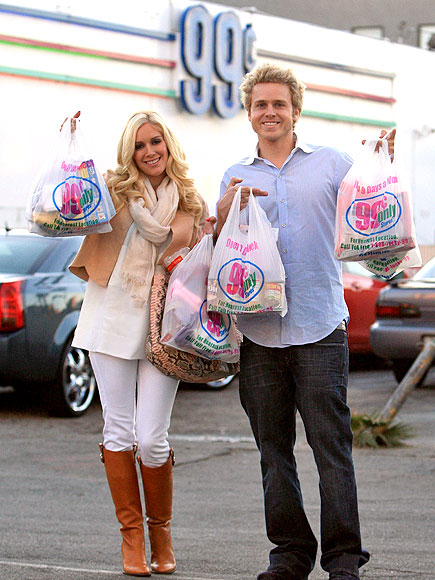 WHAT'S THEIR DEAL? photo | Heidi Montag, Spencer Pratt